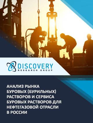 Маркетинговое исследование - Анализ рынка буровых (бурильных) растворов и сервиса буровых растворов для нефтегазовой отрасли в России