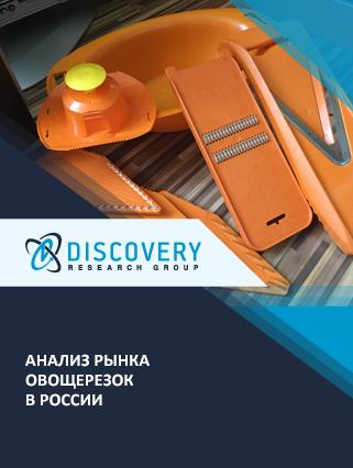 Маркетинговое исследование - Анализ рынка овощерезок в России