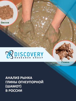 Маркетинговое исследование - Анализ рынка глины огнеупорной (шамот) в России