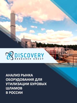 Маркетинговое исследование - Анализ рынка оборудования для утилизации буровых шламов в России