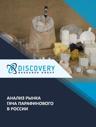 Маркетинговое исследование - Анализ рынка гача парафинового в России