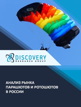 Маркетинговое исследование - Анализ рынка парашютов и ротошютов в России