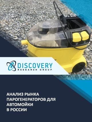Маркетинговое исследование - Анализ рынка парогенераторов для автомойки в России