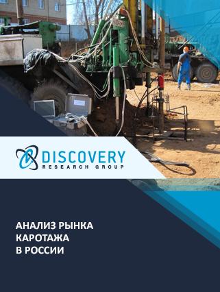 Маркетинговое исследование - Анализ рынка каротажа в России