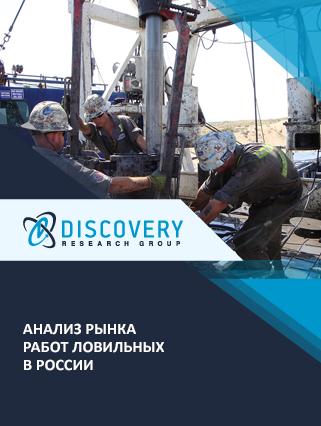 Маркетинговое исследование - Анализ рынка работ ловильных в России