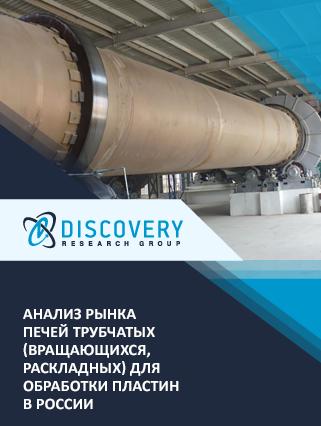 Маркетинговое исследование - Анализ рынка печей трубчатых (вращающихся, раскладных) для обработки пластин в России