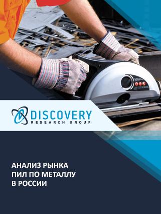 Анализ рынка пил по металлу в России