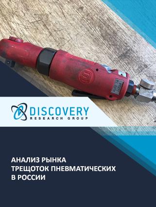 Маркетинговое исследование - Анализ рынка трещоток пневматических в России