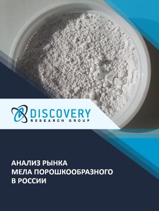 Маркетинговое исследование - Анализ рынка мела порошкообразного в России