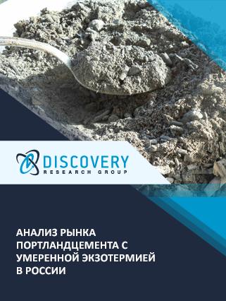 Маркетинговое исследование - Анализ рынка портландцемента с умеренной экзотермией в России