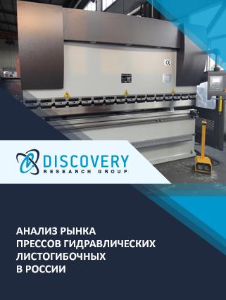 Анализ рынка прессов гидравлических листогибочных в России