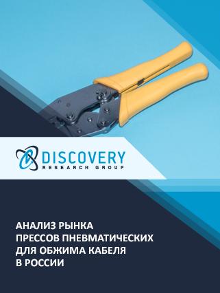 Маркетинговое исследование - Анализ рынка прессов пневматических для обжима кабеля в России