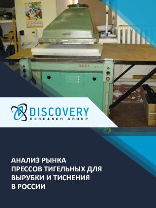 Маркетинговое исследование - Анализ рынка прессов тигельных для вырубки и тиснения в России