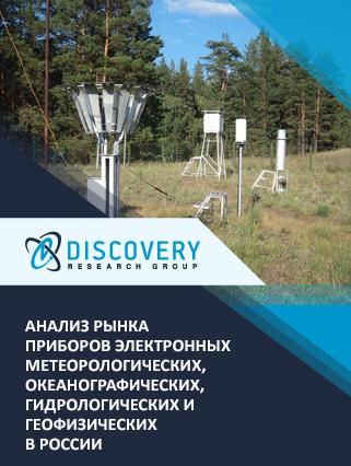 Маркетинговое исследование - Анализ рынка приборов электронных метеорологических, океанографических, гидрологических и геофизических в России