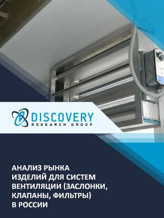 Анализ рынка изделий для систем вентиляции (заслонки, клапаны, фильтры) в России