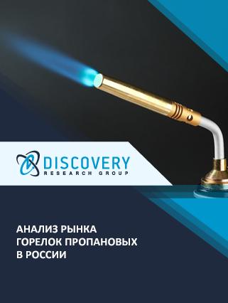 Маркетинговое исследование - Анализ рынка горелок пропановых в России