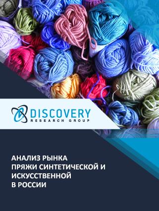 Маркетинговое исследование - Анализ рынка пряжи синтетической и искусственной в России
