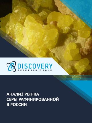 Маркетинговое исследование - Анализ рынка серы рафинированной в России