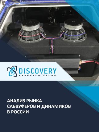 Анализ рынка сабвуферов и динамиков в России
