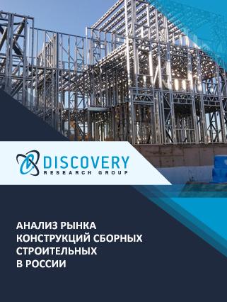 Анализ рынка конструкций сборных строительных в России
