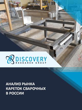 Маркетинговое исследование - Анализ рынка кареток сварочных в России