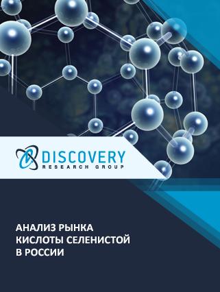 Маркетинговое исследование - Анализ рынка кислоты селенистой в России