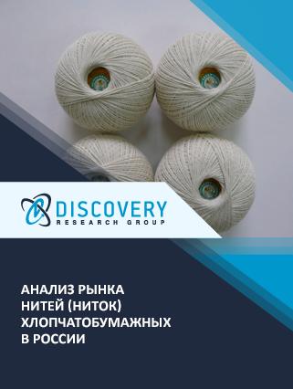Маркетинговое исследование - Анализ рынка нитей (ниток) хлопчатобумажных в России