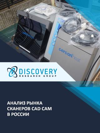 Маркетинговое исследование - Анализ рынка сканеров CAD CAM в России