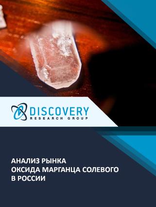 Маркетинговое исследование - Анализ рынка оксида марганца солевого в России