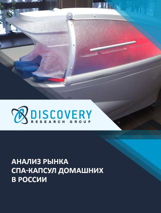 Анализ рынка СПА-капсул домашних в России
