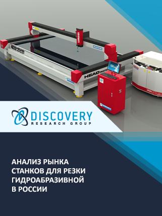 Маркетинговое исследование - Анализ рынка станков для резки гидроабразивной в России
