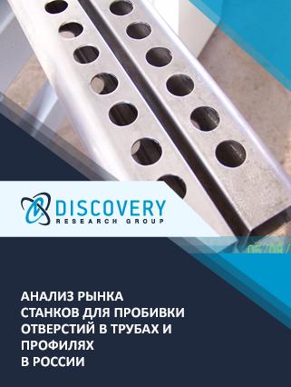 Маркетинговое исследование - Анализ рынка станков для пробивки отверстий в трубах и профилях в России