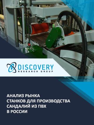 Маркетинговое исследование - Анализ рынка станков для производства сандалий из ПВХ в России