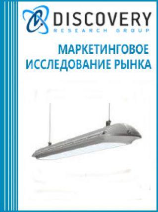 Анализ рынка подвесного и настенного осветительного оборудования