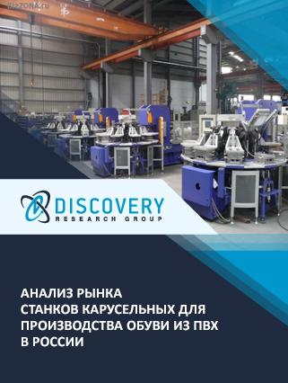 Маркетинговое исследование - Анализ рынка станков карусельных для производства обуви из ПВХ в России