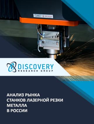 Маркетинговое исследование - Анализ рынка станков лазерной резки металла в России