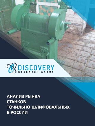 Маркетинговое исследование - Анализ рынка станков точильно-шлифовальных в России