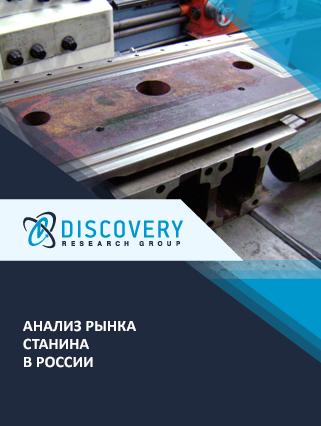 Маркетинговое исследование - Анализ рынка станина в России