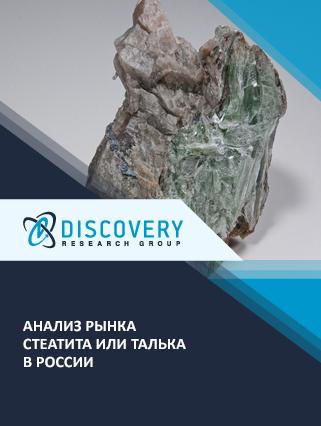 Маркетинговое исследование - Анализ рынка стеатита или талька в России