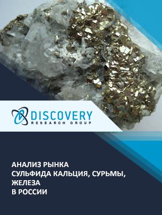 Маркетинговое исследование - Анализ рынка сульфида кальция, сурьмы, железа в России