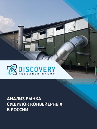 Маркетинговое исследование - Анализ рынка сушилок конвейерных в России