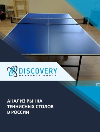 Анализ рынка теннисных столов в России