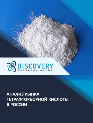 Маркетинговое исследование - Анализ рынка тетрафторборной кислоты в России