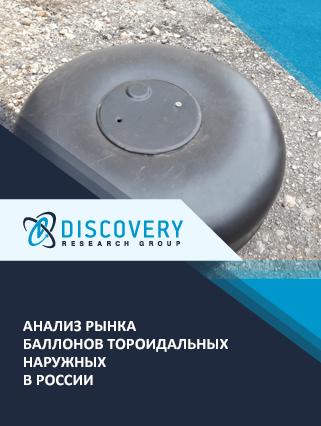 Анализ рынка баллонов тороидальных наружных в России