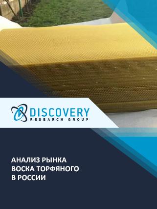 Маркетинговое исследование - Анализ рынка воска торфяного в России