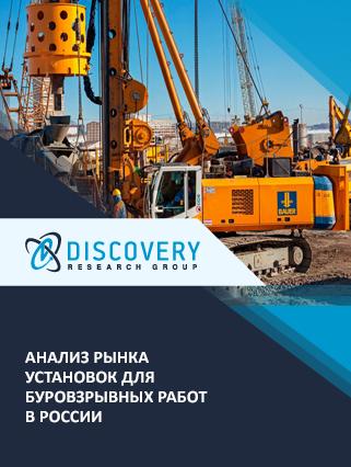 Анализ рынка установок для буровзрывных работ в России