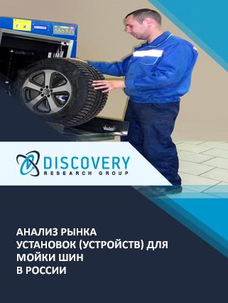 Маркетинговое исследование - Анализ рынка установок (устройств) для мойки шин в России