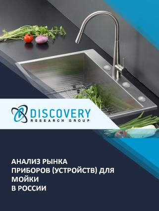 Маркетинговое исследование - Анализ рынка приборов (устройств) для мойки в России