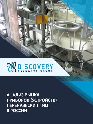 Маркетинговое исследование - Анализ рынка приборов (устройств) перенавески птиц в России