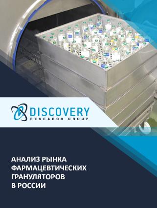 Маркетинговое исследование - Анализ рынка фармацевтических грануляторов в России